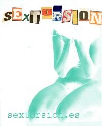 Sextorsión (ilustración)