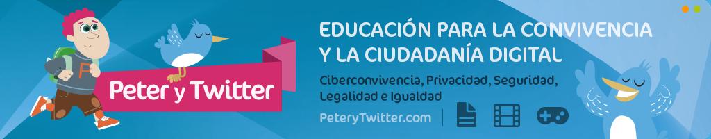 Peter y Twitter